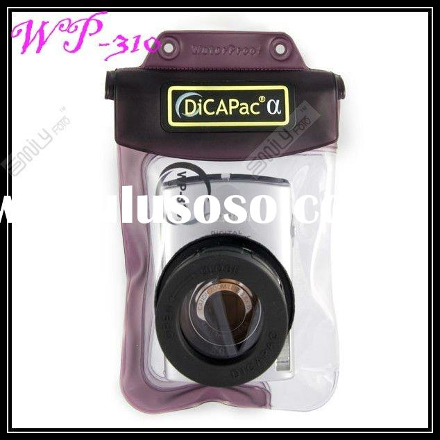 Dicapac WP-310 WP310 waterproof case for digital camera,New brand