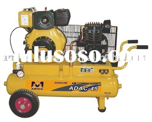 Diesel Engine Portable Air Compressor