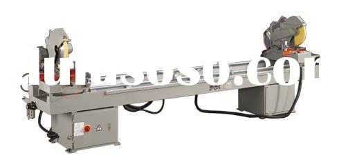 Digital Display Double Miter Saw (aluminum cutting machine)