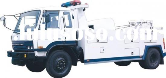 Dongfeng EQ5140 road wrecker