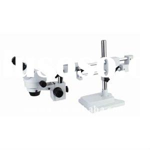 DoubleXTL0745 BTZII omnipotence arm Zoom Stereo microscope