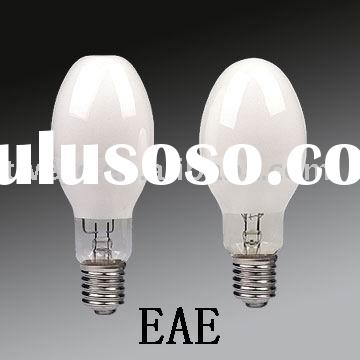 Double-ended high pressure sodium lamp