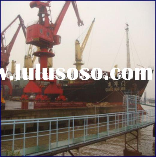 Dry break bulk cargo / Heavy lift cargo / Project cargo / Break bulk cargo