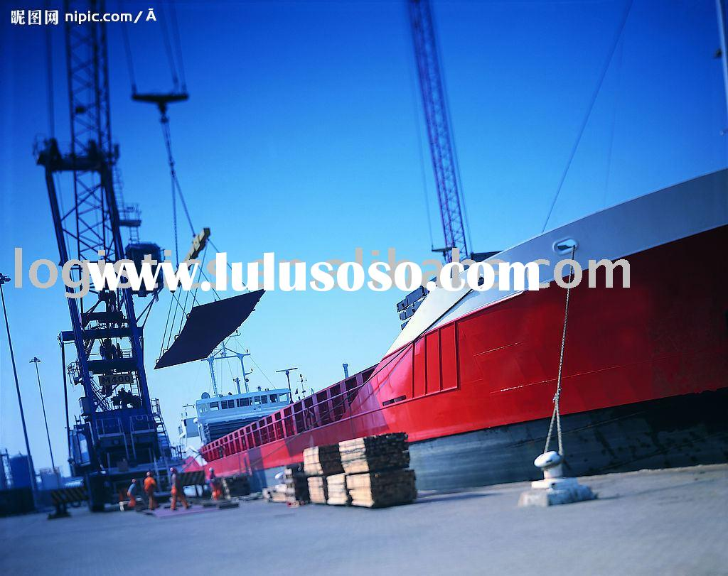 Dry cargo Transportation/Chartering boat/liner service/Freight rates