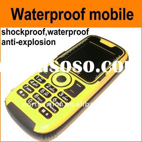 Dual SIM mobile phone+waterproof with factory price for A8