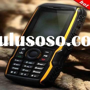 Dual Sim Waterproof Mobile Phone