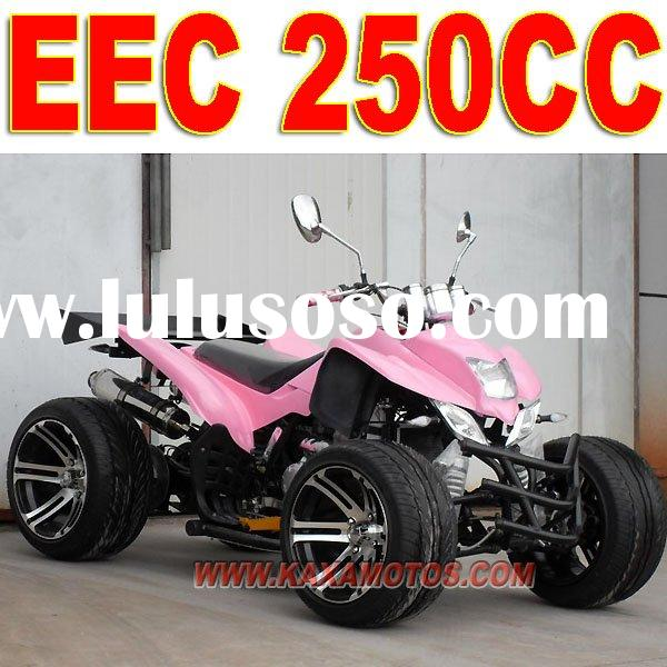 EEC 250cc Quad Bike