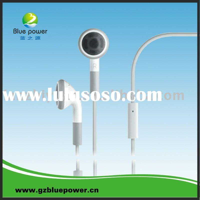 Earphone for mobile phone with Remote and Mic