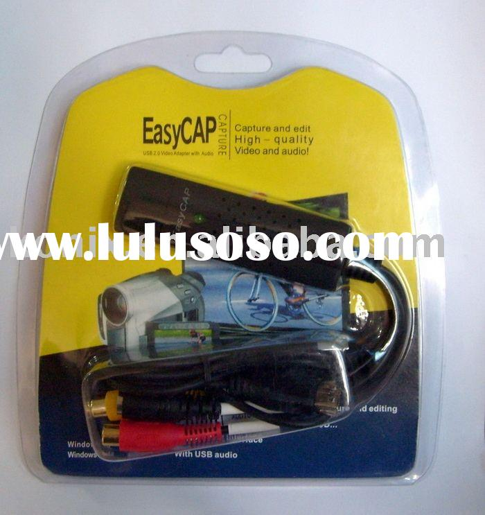 EasyCAP USB 2.0 Video Adapter with Audio cable