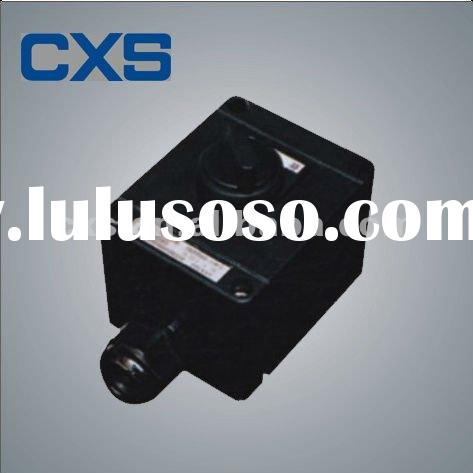 Explosion-proof push button switch