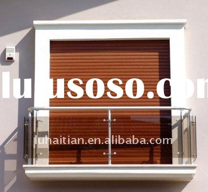 Exterior security roller shutters manufacturer
