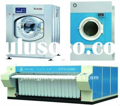 Factory Laundry Washing Machines (washer extractors,tumble dryers,flatwork ironers...)