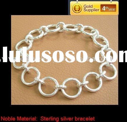 Fashion 925 sterling silver bracelet