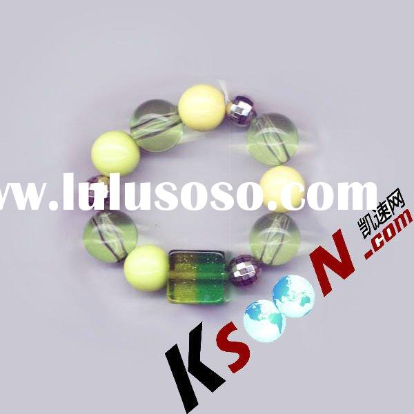 WHOLESALE PLASTIC BEADS BRACELET  MORE AT AMERIGLOBE.NET