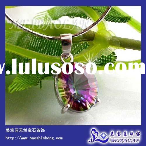Fashion Necklace,925 Silver Necklace Pendant(z081013agd)