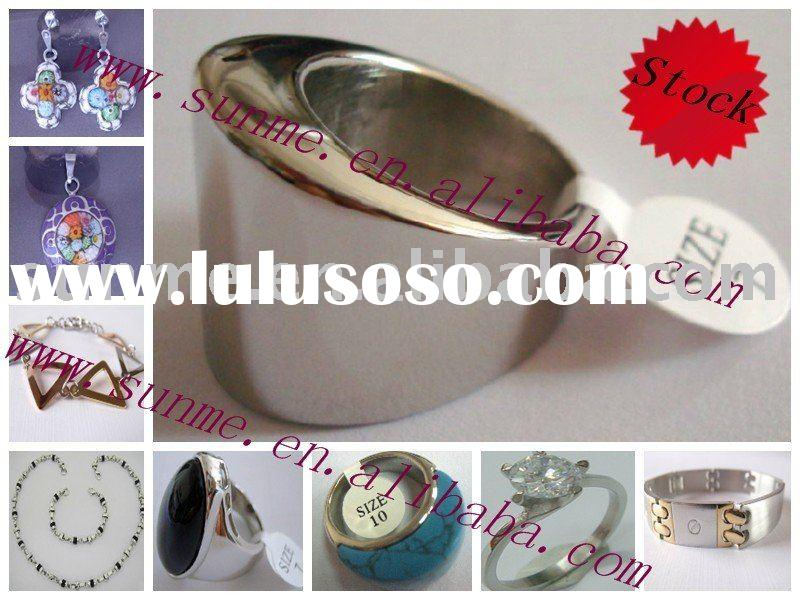 Fashion Stock 316L stainless steel jewelry