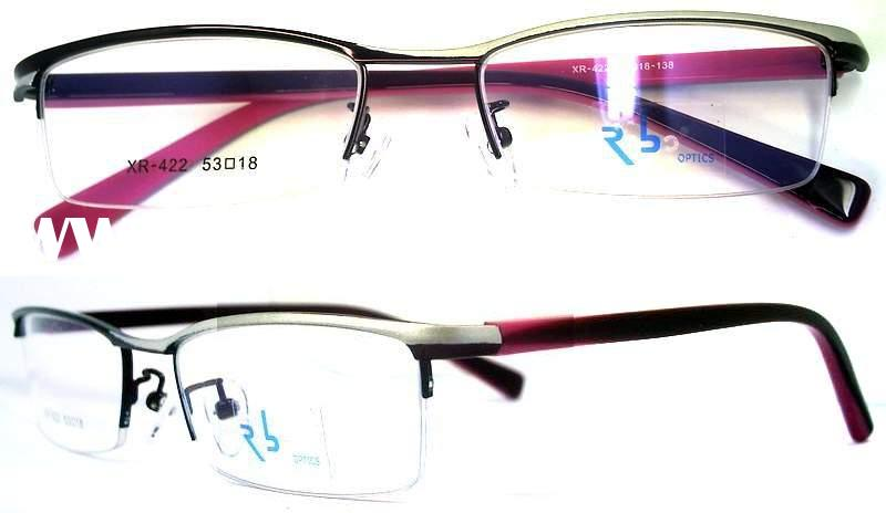 Fashion design stainless steel Optical frames(eyewear frames,glasses,spectacles )