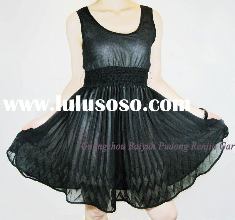 Fashion dresses 2011 new design for women summer