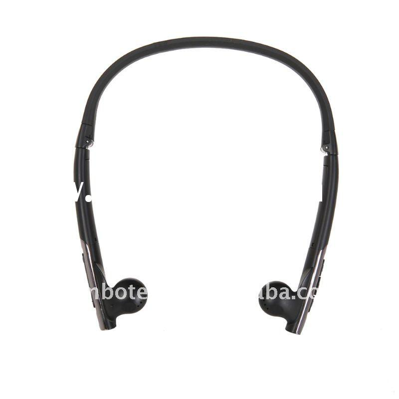Discounted Novelty Travel Portable On-Ear Foldable Headphones Hello My Name Is Ha-Hu - Harrison Hello My Name Is