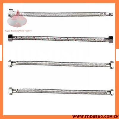 Faucet Connect Stainless Steel Knitted Water Hose