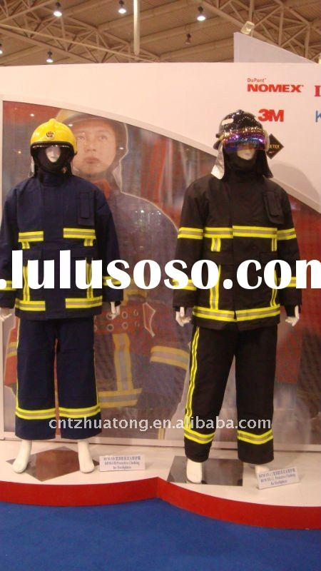 Fire fighting equipment (Protective clothing for fire-fighters)