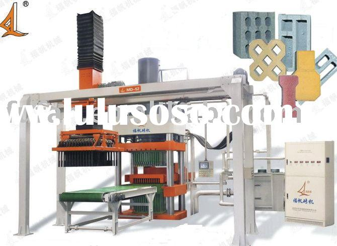 Fly Ash Brick Making Machine, Lime Sand Brick Making Machine, Brick Forming Machine, OVER 20 YEARS!