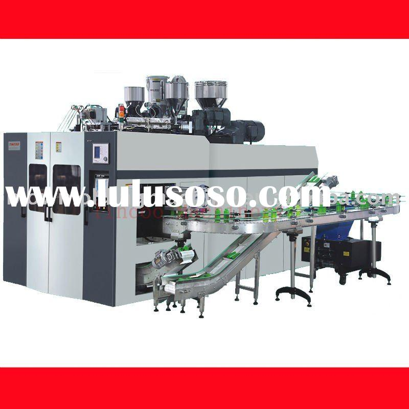 Full Automatic Extrusion Blow Molding Machine & Tincoo Plastic Blow moulding machines