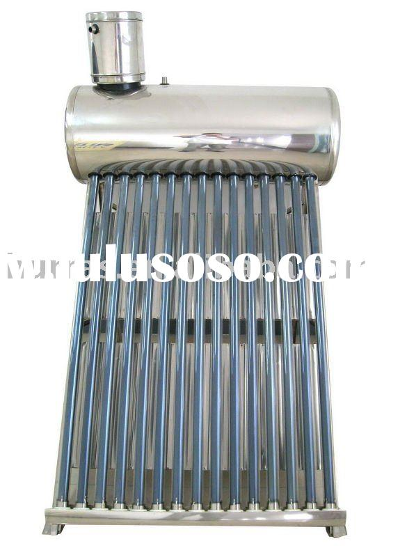 Full Stainless Steel Non-pressure Solar Water Heater 150 L