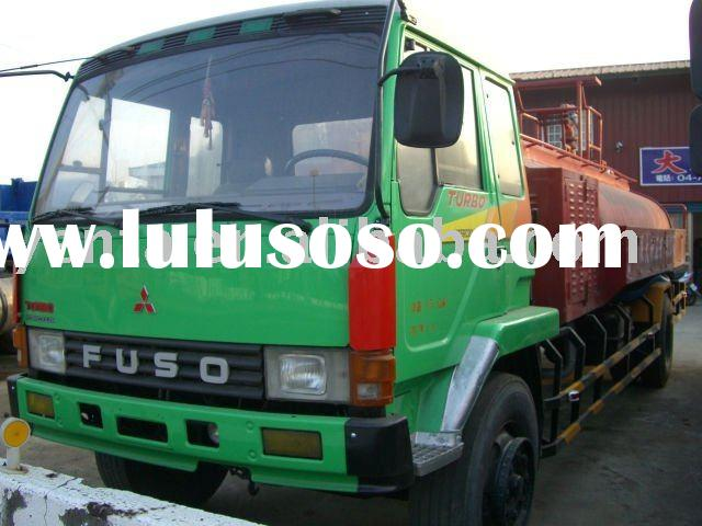 Fuso - water truck - used water truck -15 ton