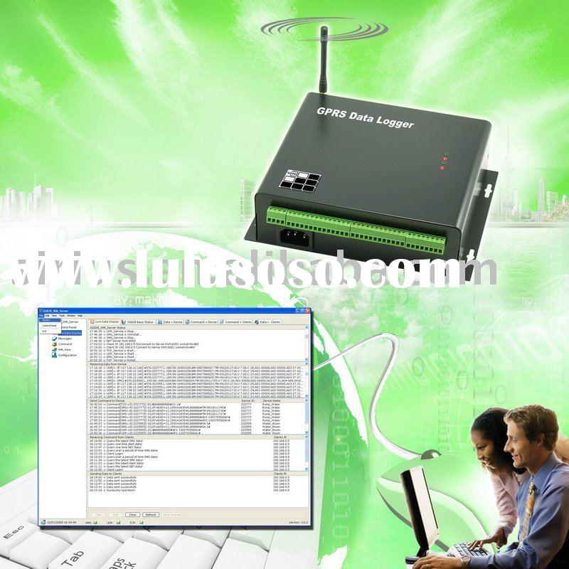 GPRS Data Acquisition Controll Software
