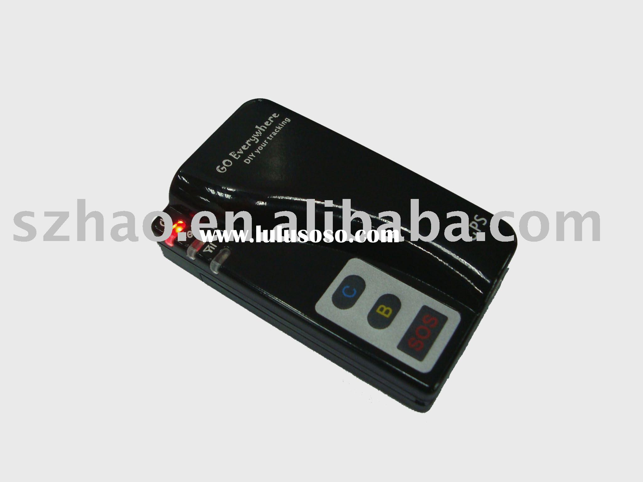 GPS Personal tracker with SOS panic button(GT60)
