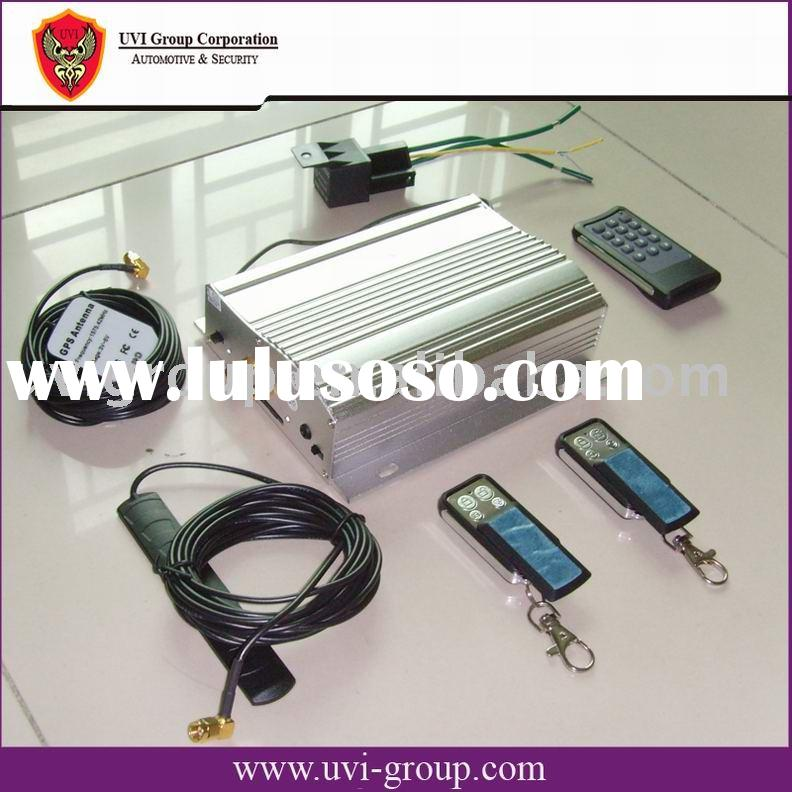 GSM/GPRS GPS Vehicle Tracking&Alarm System/stop engine remotely(118V)