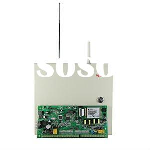 GSM Hardwired Alarm System-GSM816 for Banking, ATM machines, jewelry shop etc
