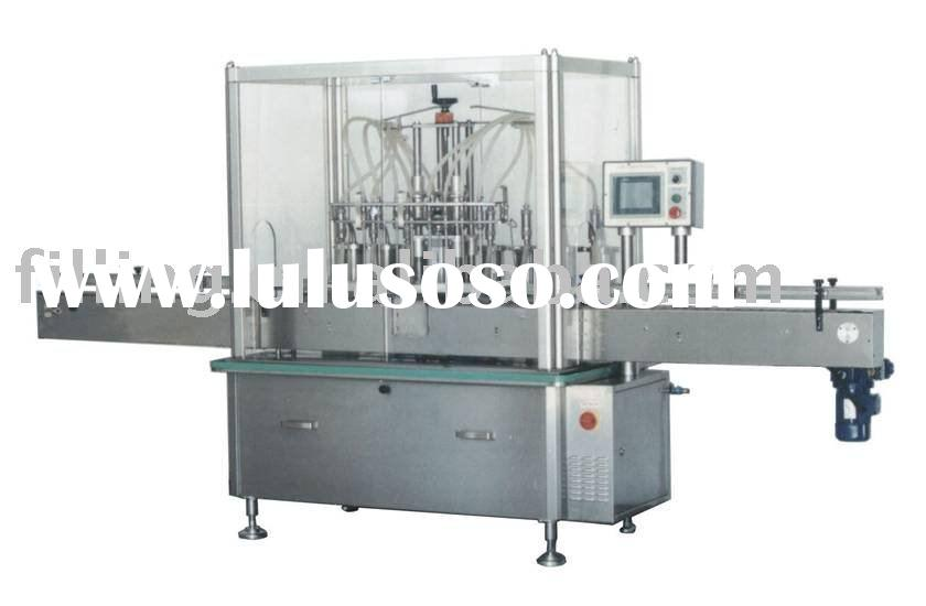 GZX Automatic liquid Filling Machine