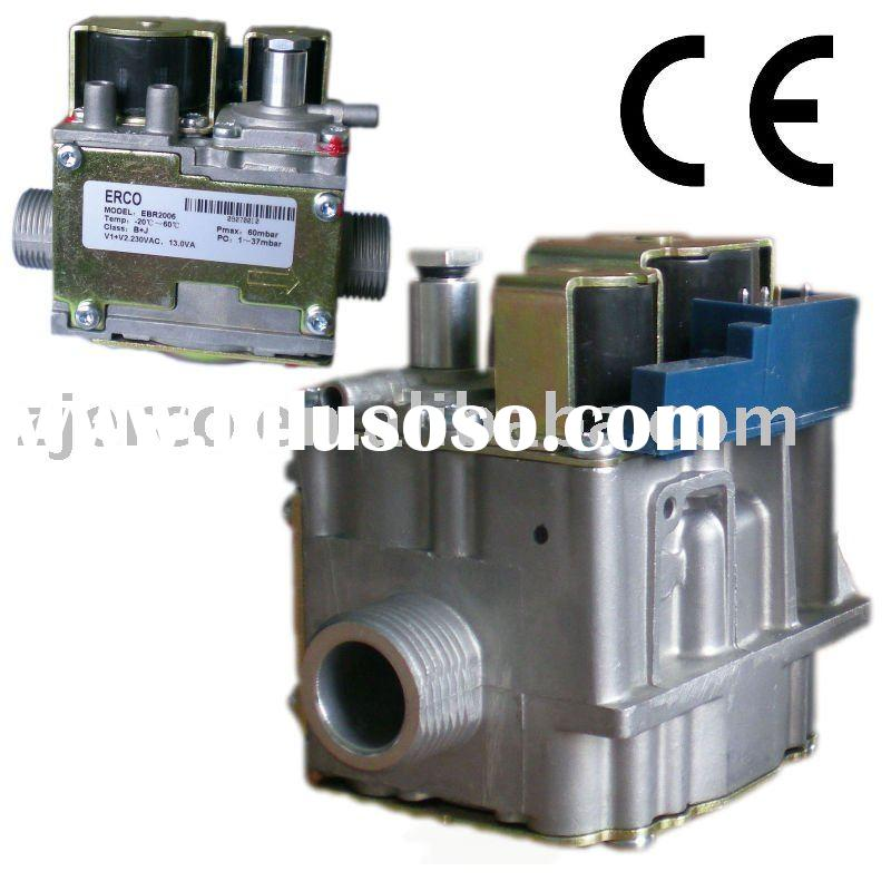 Gas valves for wall hung boiler (EBR2006)