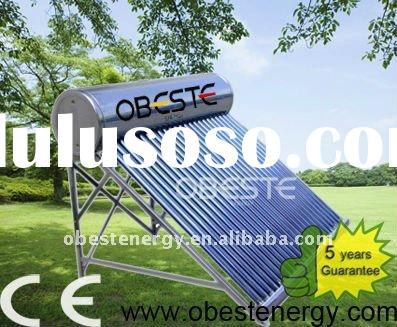 Good Quality Non Pressure Solar Energy Water Heater