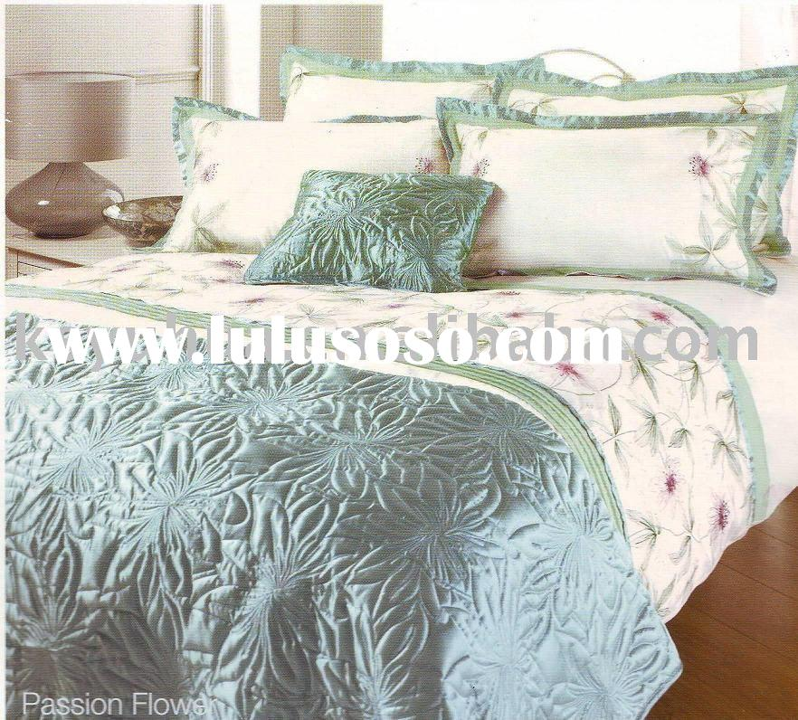 Embroidery bedding set embroidery bedding set for Ocean bed meaning