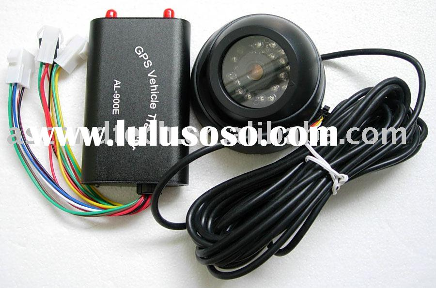 Gps Tracker With Camera and fuel sensor,fuel monitoring system, Gps Car Security Device, Fleet Track