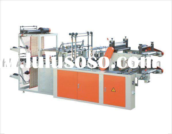 HH-012-24(A,B,C type) computer control high-speed vest rolling bag-making machine(double layer)