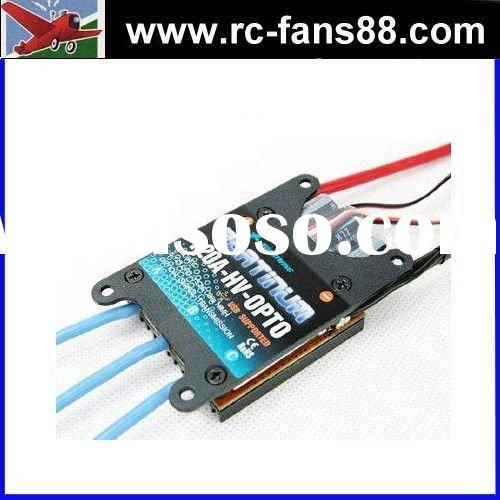 HOBBYWING Platinum 120A HV Pro Brushless ESC for RC Helicopter / RC Airplane