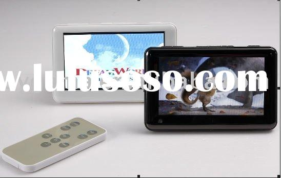 HOT!!! 3.0 inch TFT Mp5 player with TV-OUT FM radio game function TF card mp4 videos