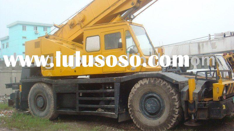 HOT Sell used 30 tons kato Rough Terrain mobile crane (original made-in-Japan)