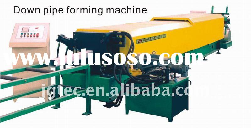 HS series water down pipe curving forming machine