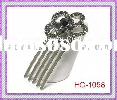 Hair Combs;Hair Barrettes;Hair Accessory;Rhinestone Clip