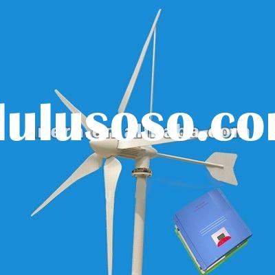 High Performance Small Wind Turbine for the Home with CE ROHS