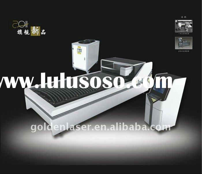 High Precision YAG Laser Metal Cutting Machine