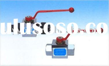 High Pressure Hydraulic Ball Valve