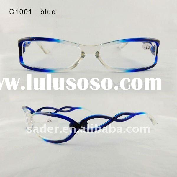 High Quality Designer Plastic Reading Glasses