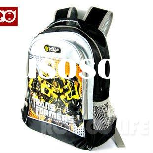 High Quality Nylon transformable Backpack Child School Bag wholesale