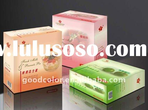 High Quality Paper Packaging Box